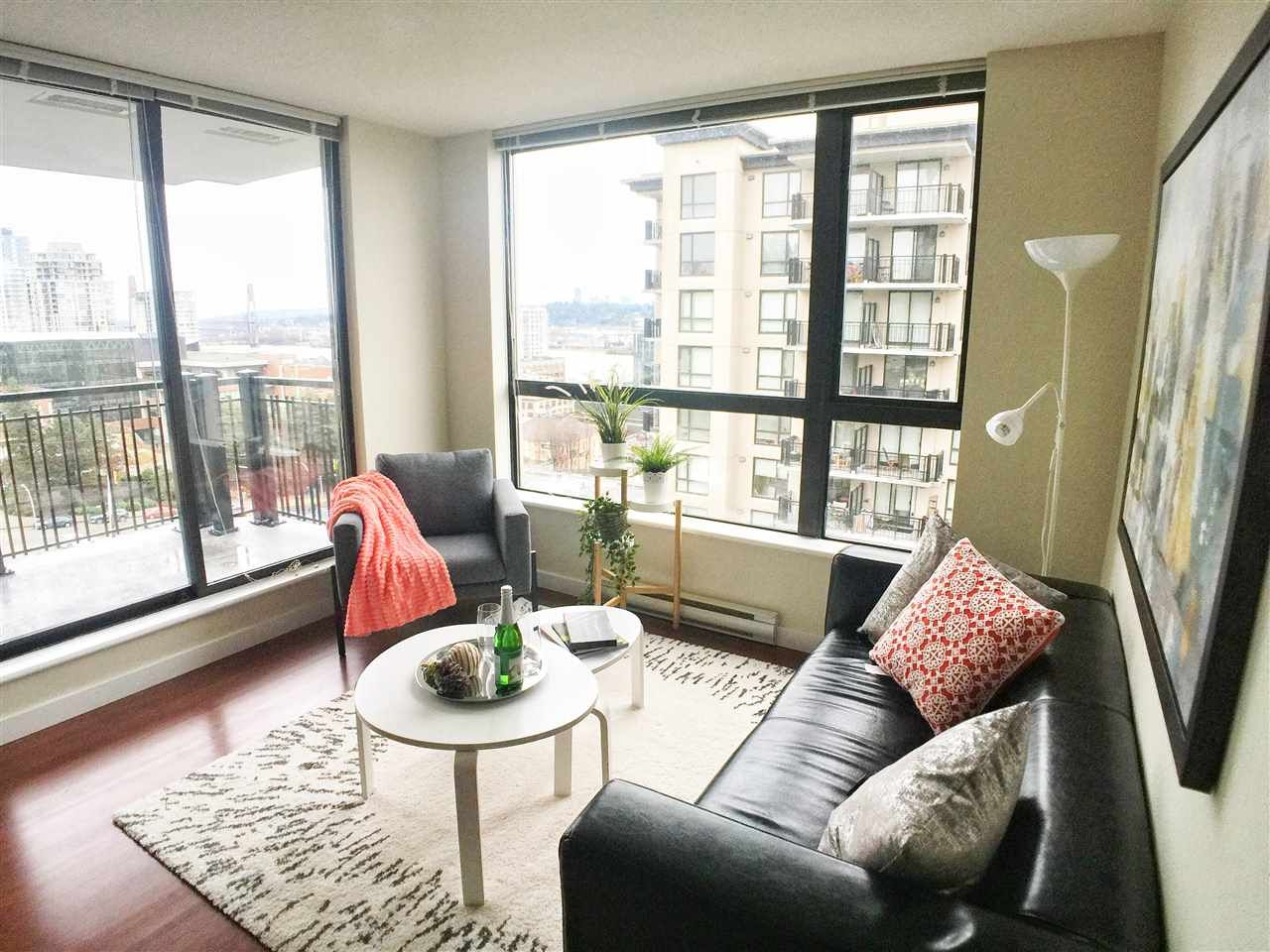 Main Photo: 905 814 ROYAL AVENUE in : Downtown NW Condo for sale : MLS®# R2226230