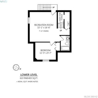 Photo 38: 101 Uganda Ave in VICTORIA: Es Kinsmen Park House for sale (Esquimalt)  : MLS®# 796461