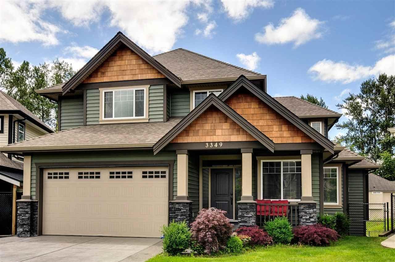 Main Photo: 3349 273 STREET in : Aldergrove Langley House for sale : MLS®# R2081300