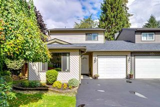 """Main Photo: 1057 LOMBARDY Drive in Port Coquitlam: Lincoln Park PQ 1/2 Duplex for sale in """"LINCOLN PARK"""" : MLS®# R2305959"""