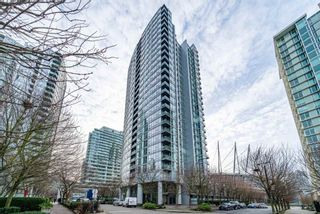 "Photo 1: 805 668 CITADEL PARADE in Vancouver: Downtown VW Condo for sale in ""Spectrum 2"" (Vancouver West)  : MLS®# R2525456"