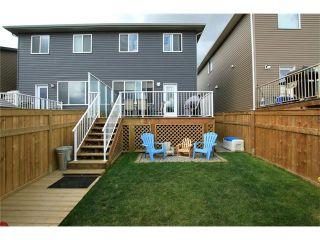 Photo 41: 118 FIRESIDE Bend: Cochrane House for sale : MLS®# C4066576