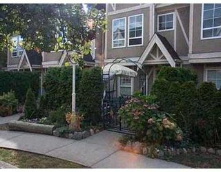 """Photo 4: 44 11571 THORPE RD in Richmond: East Cambie Townhouse for sale in """"NORMANDIE"""" : MLS®# V555870"""