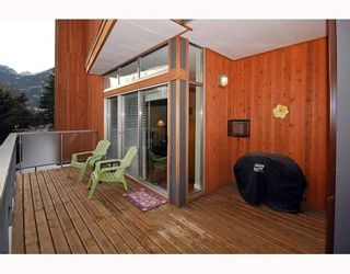 """Photo 8: 5 39893 GOVERNMENT Road in Squamish: Northyards Townhouse for sale in """"ELEMENTS"""" : MLS®# V750015"""