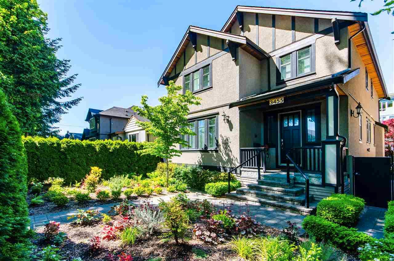 Main Photo: 3455 W 10TH Avenue in Vancouver: Kitsilano House for sale (Vancouver West)  : MLS®# R2585996