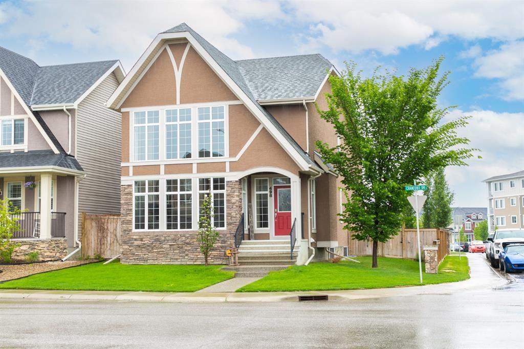 Main Photo: 498 Cranford Drive SE in Calgary: Cranston Detached for sale : MLS®# A1118855
