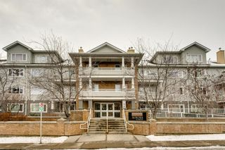 Main Photo: 212 790 Kingsmere Crescent SW in Calgary: Kingsland Apartment for sale : MLS®# A1055336
