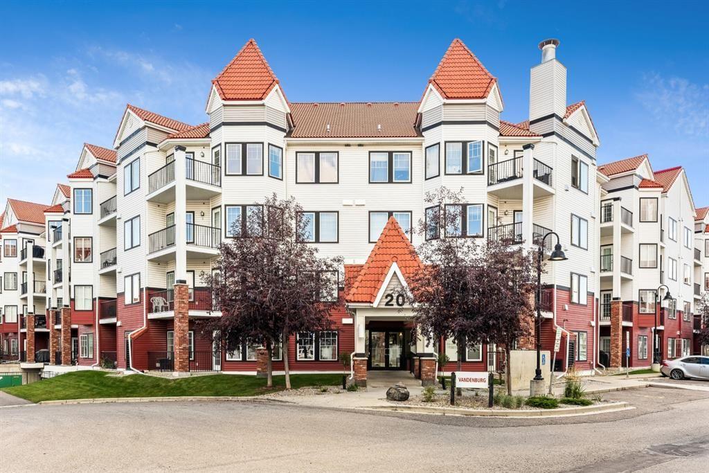 Main Photo: 401 20 Royal Oak Plaza NW in Calgary: Royal Oak Apartment for sale : MLS®# A1147248