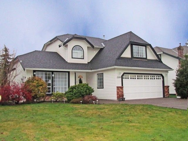 "Main Photo: 22159 OLD YALE Road in Langley: Murrayville House for sale in ""Upper Murrayville"" : MLS®# F1309332"