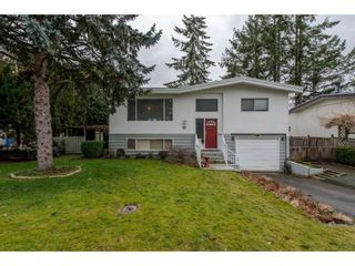 Photo 1: 2457 LILAC Crescent in Abbotsford: Abbotsford West House for sale : MLS®# R2333747