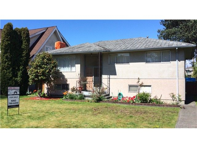 Main Photo: 2465 W 10TH Avenue in Vancouver: Kitsilano House for sale (Vancouver West)  : MLS®# V1059926