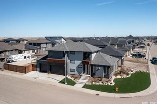 Photo 1: 242 Mahabir Court in Saskatoon: Evergreen Residential for sale : MLS®# SK849683