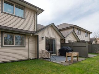 Photo 30: 6 1620 Piercy Ave in COURTENAY: CV Courtenay City Row/Townhouse for sale (Comox Valley)  : MLS®# 810581