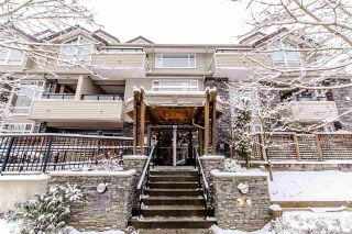"Photo 1: 208 3150 VINCENT Street in Port Coquitlam: Glenwood PQ Condo for sale in ""BREYERTON"" : MLS®# R2340425"