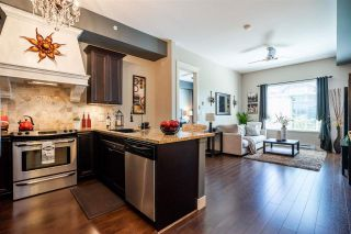 """Photo 6: 402 19530 65 Avenue in Surrey: Clayton Condo for sale in """"WILLOW GRAND"""" (Cloverdale)  : MLS®# R2587452"""