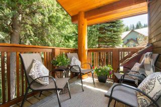 """Photo 24: 8 4701 GLACIER Drive in Whistler: Benchlands Townhouse for sale in """"Cedar Hollow"""" : MLS®# R2591686"""