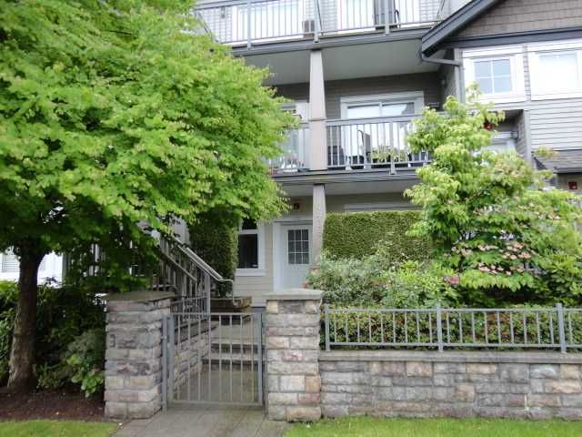 Main Photo: # 102 4438 ALBERT ST in Burnaby: Vancouver Heights Condo for sale (Burnaby North)  : MLS®# V1068524