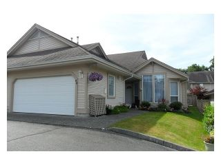 Photo 1: 80 9025 216 Street in Coventry Woods: Walnut Grove Home for sale ()  : MLS®# F1417021