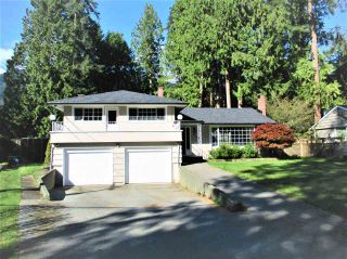 Photo 1: 4114 GRACE Crescent in North Vancouver: Canyon Heights NV House for sale : MLS®# R2574810