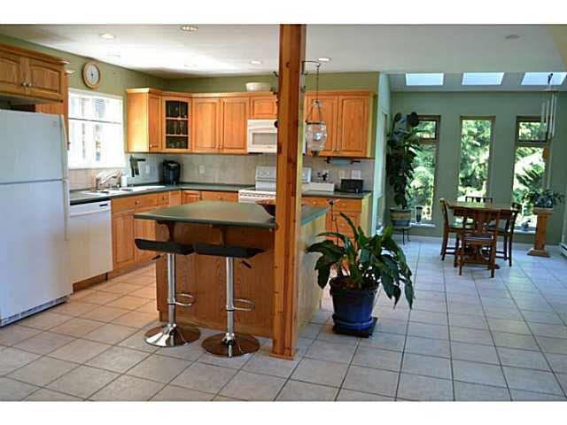 Main Photo: 5902 SKOOKUMCHUK ROAD in : Sechelt District House for sale : MLS®# V1005966