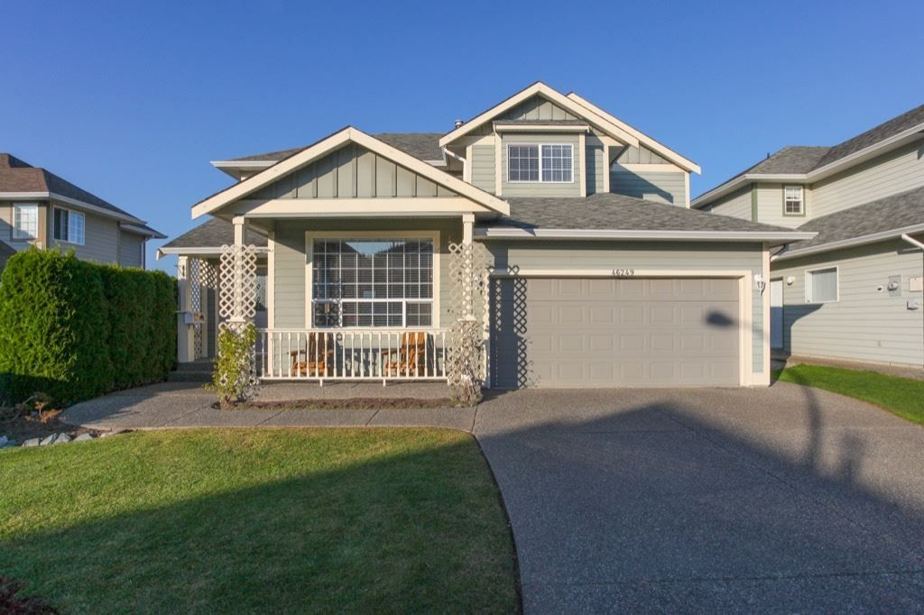 """Main Photo: 46249 DANIEL Drive in Sardis: Promontory House for sale in """"PROMONTORY"""" : MLS®# R2113085"""
