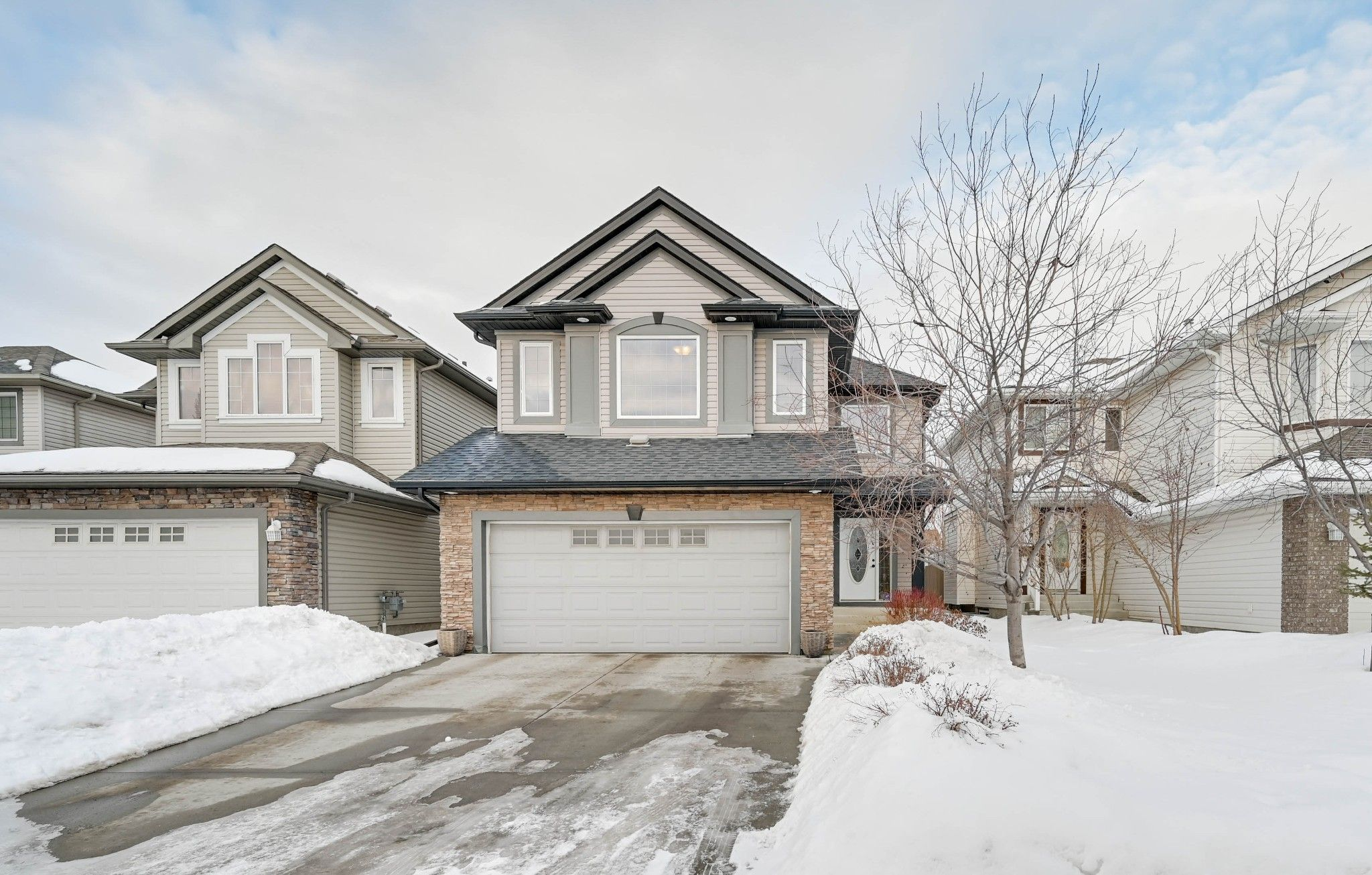 Main Photo: 8096 Shaske Drive NW in Edmonton: House for sale