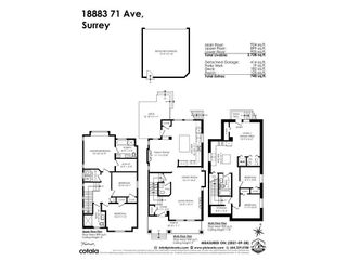 """Photo 40: 18883 71 Avenue in Surrey: Clayton House for sale in """"Clayton"""" (Cloverdale)  : MLS®# R2621730"""