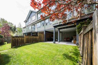 Photo 19: 4 11229 232 Street in Maple Ridge: East Central Townhouse for sale : MLS®# R2164359