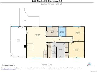 Photo 42: 2480 Mabley Rd in COURTENAY: CV Courtenay West House for sale (Comox Valley)  : MLS®# 835750