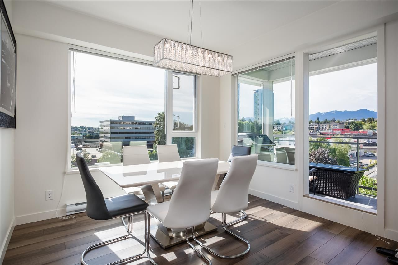 Photo 5: Photos: 602 2188 MADISON AVENUE in Burnaby: Brentwood Park Condo for sale (Burnaby North)  : MLS®# R2467995