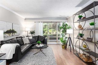 """Photo 1: 416 9867 MANCHESTER Drive in Burnaby: Cariboo Condo for sale in """"BARCLAY WOODS"""" (Burnaby North)  : MLS®# R2585423"""