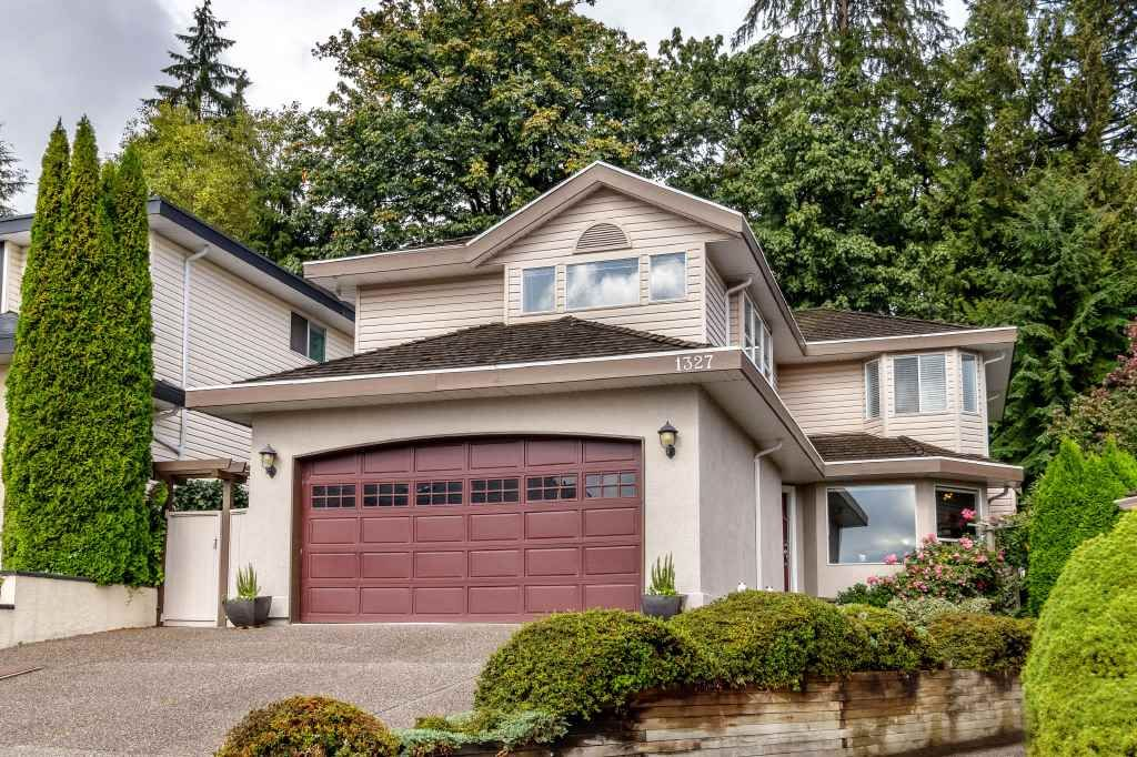 Main Photo: 1327 JORDAN Street in Coquitlam: Canyon Springs House for sale : MLS®# R2404634