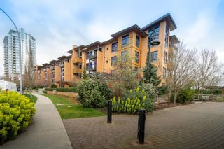 Photo 37: 201 220 SALTER Street in New Westminster: Queensborough Condo for sale : MLS®# R2557447