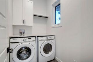 Photo 26: 8415 149 Street in Edmonton: Zone 10 House Half Duplex for sale : MLS®# E4227448