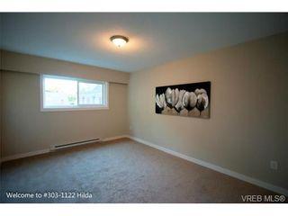 Photo 13: 303 1122 Hilda St in VICTORIA: Vi Fairfield West Condo for sale (Victoria)  : MLS®# 698197