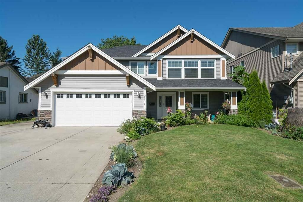 Main Photo: 9331 Coote Street in Chilliwack: Chilliwack E Young-Yale House for sale : MLS®# R2191463