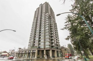 Photo 1: 802 2789 SHAUGHNESSY Street in Port Coquitlam: Central Pt Coquitlam Condo for sale : MLS®# R2234672
