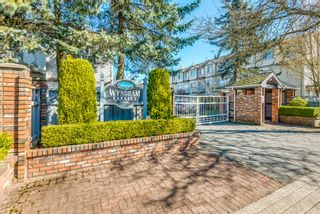 "Photo 1: 103 13895 102 Avenue in Surrey: Whalley Townhouse for sale in ""WYNDHAM ESTATES NW 2960"" (North Surrey)  : MLS®# R2567262"