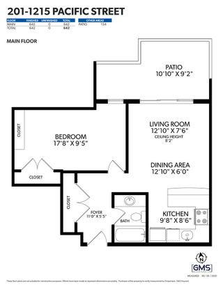 """Photo 40: 201 1215 PACIFIC Street in Vancouver: West End VW Condo for sale in """"1215 PACIFIC"""" (Vancouver West)  : MLS®# R2525564"""