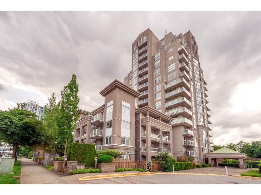 """Main Photo: 1106 10523 UNIVERSITY Drive in Surrey: Whalley Condo for sale in """"GRANDVIEW COURT"""" (North Surrey)  : MLS®# R2179235"""