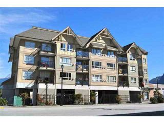 Photo 1: # 204 38003 SECOND AV in Squamish: Downtown SQ Condo for sale : MLS®# V1108980