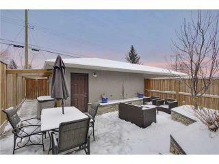 Photo 19: 212 25 Avenue NW in Calgary: Tuxedo Residential Attached for sale : MLS®# C3651686