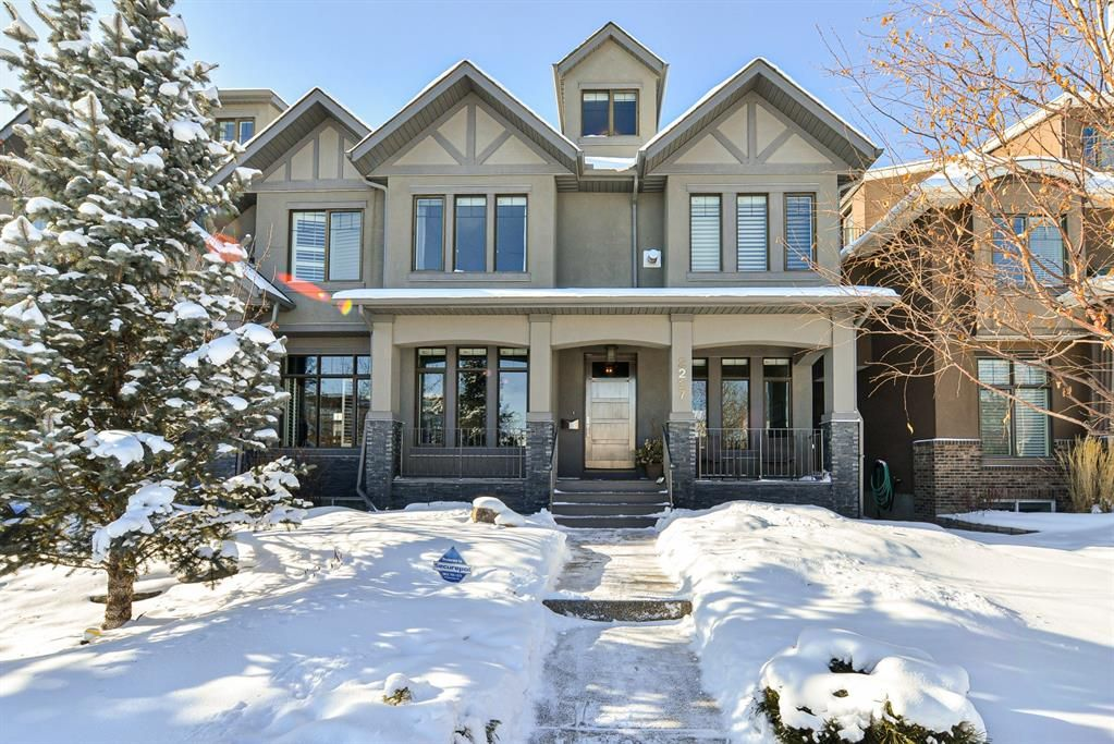Main Photo: 2217 24A Street SW in Calgary: Richmond Semi Detached for sale : MLS®# A1069919