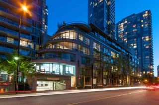 Photo 1: 1418 W HASTINGS STREET in Vancouver: Coal Harbour Townhouse for sale (Vancouver West)  : MLS®# R2266461