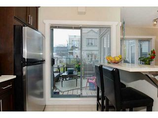 """Photo 8: 213 643 W 7TH Avenue in Vancouver: Fairview VW Townhouse for sale in """"THE COURTYARDS"""" (Vancouver West)  : MLS®# V1059098"""