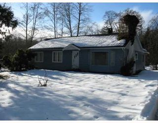 Photo 1: 577 PRATT Road in Gibsons: Gibsons & Area House for sale (Sunshine Coast)  : MLS®# V747928
