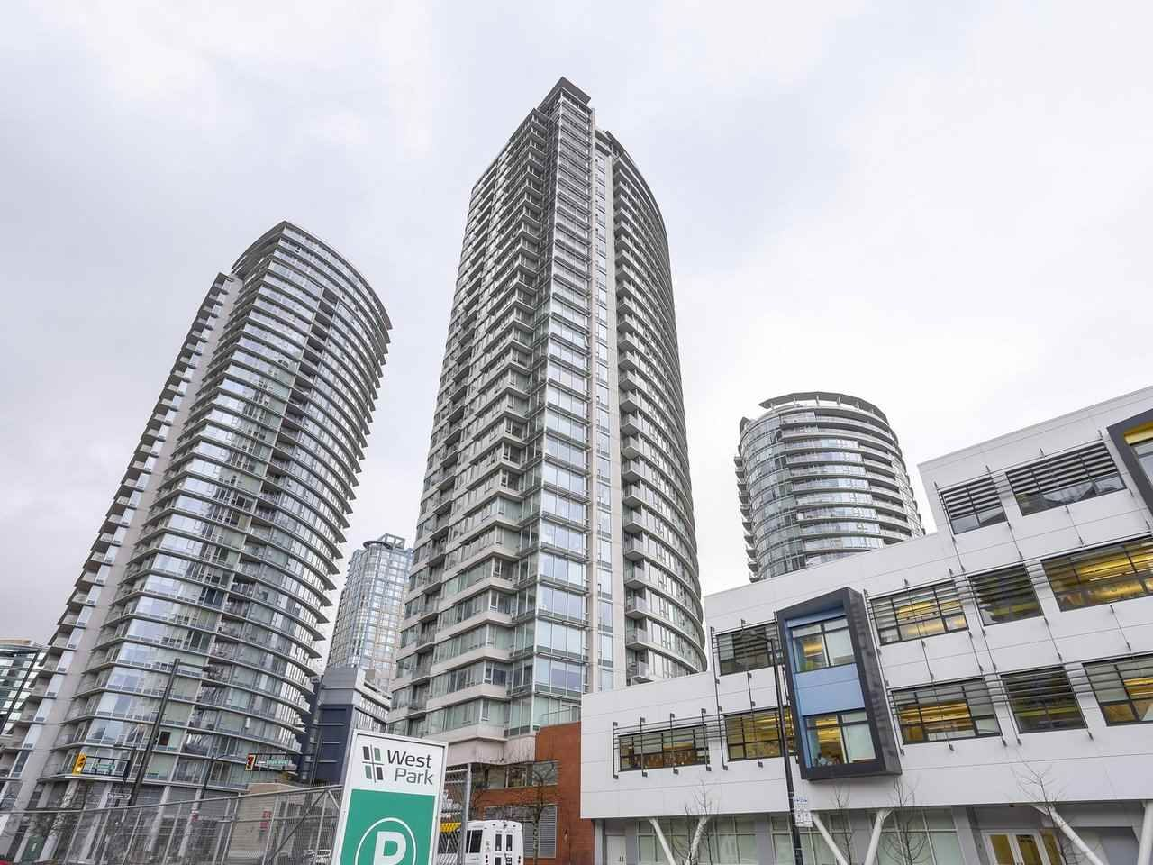 Main Photo: 2803 688 ABBOTT STREET in Vancouver: Downtown VW Condo for sale (Vancouver West)  : MLS®# R2237516