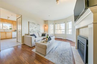 "Photo 4: 401 202 MOWAT Street in New Westminster: Uptown NW Condo for sale in ""Sausalito"" : MLS®# R2548645"
