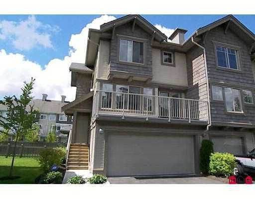 Awesome END unit with Double Garage PLUS Driveway!!