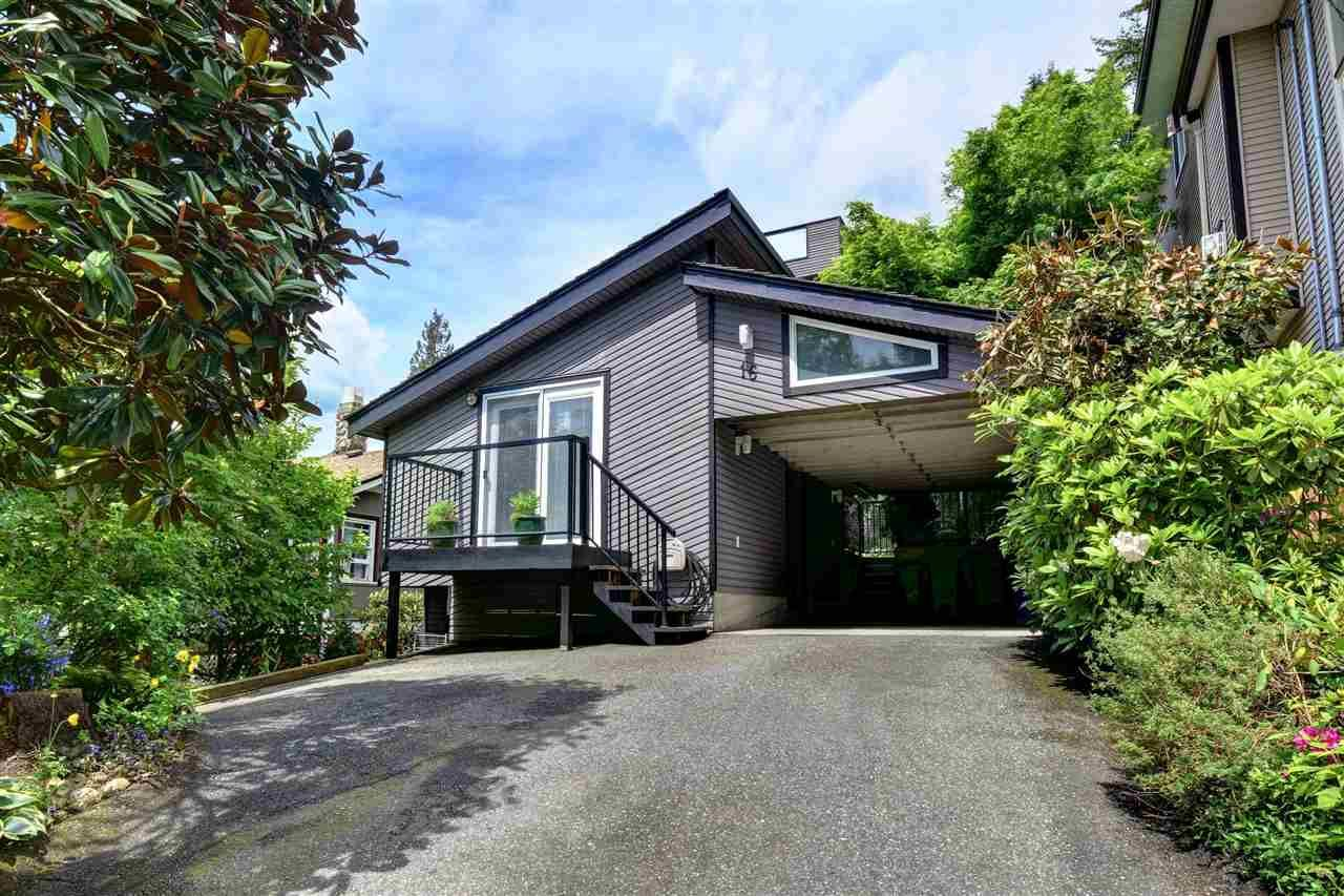 Main Photo: 16 MERCIER ROAD in Port Moody: North Shore Pt Moody House for sale : MLS®# R2170810